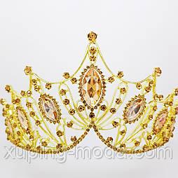Диадема, тиара, корона, красивое украшение для волос