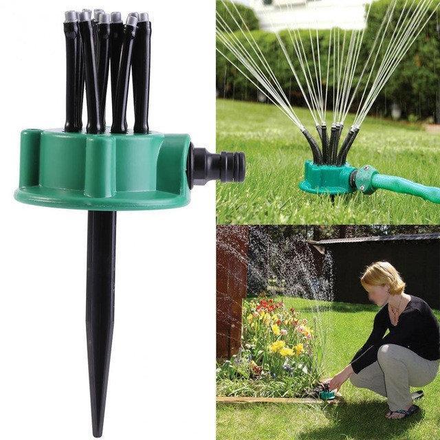 Спринклерный оросительmultifunctional Water Sprinklers,распылитель для полива газона