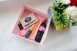 """Подарочный набор мыла """"Daewoo"""" для женщины"""