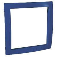 Вставка для рамок Синий Unica Schneider, MGU4.000.05