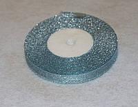 Лента парча 915-31 голубая 12 мм, фото 1