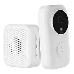 Видеодомофон Xiaomi Video Doorbell FJ02MLWJ дверной звонок 720P HD