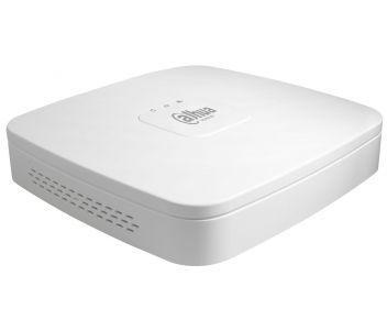 DH-NVR4104-P-4KS2 4-канальный Smart 4K NVR c PoE коммутатором на 4 порта