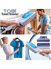 Отпариватель Tobi Travel Steamer. парогенератор.ручной отпариватель для одежды Паровой утюг