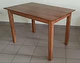Стол обеденный Стелла ( 75х110 ) ДУБ, фото 3