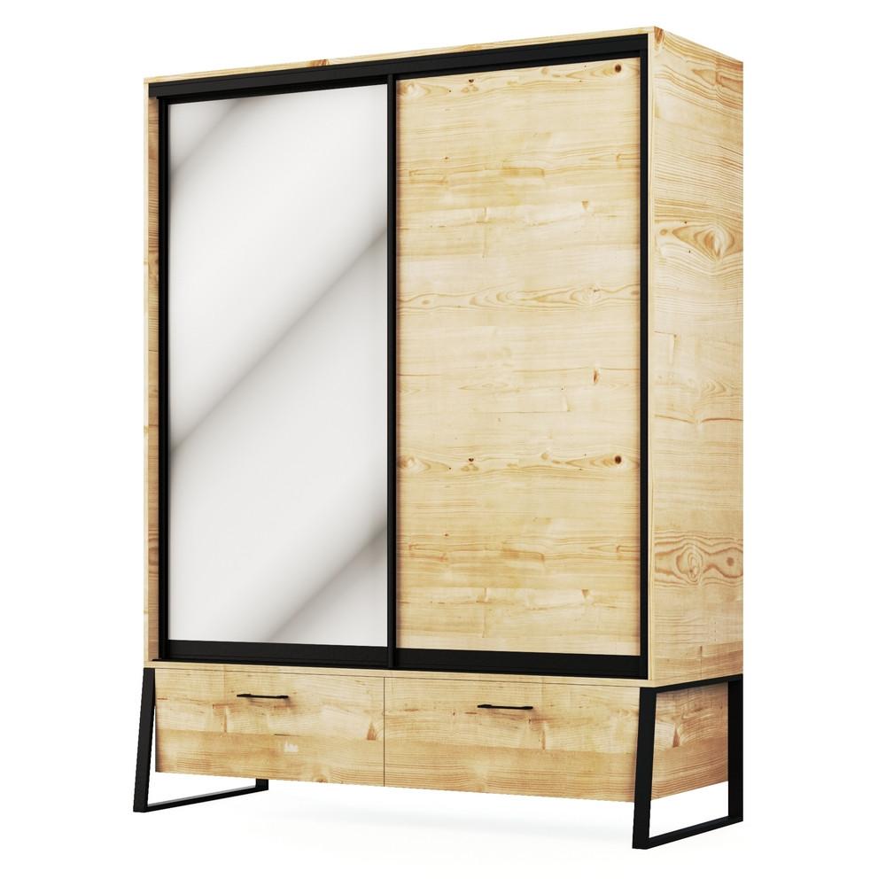 Модульная система Лофт шкаф