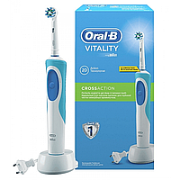Зубная щетка BRAUN Oral-B Vitality Cross Action D12.513