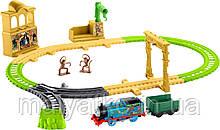 Моторизованный игровой набор Thomas & Friends Дворец обезьян Monkey Palace