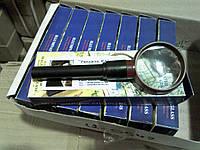 Лупа ручная 5Х 50мм с подсветкой для чтения MG82008
