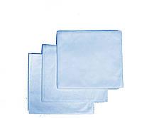 Пеленки одноразовые 0,8*1,0 м Polix PRO&MED со спанбонда 25г/м2 (50шт/уп.) 500 ШТ 10 УП Голубые