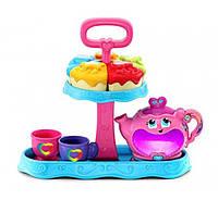Чайный набор с подсветкой и музыкой сервиз LeapFrog Musical Rainbow Tea