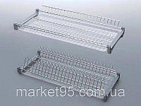 Сушка для посуды в шкаф 500 мм. хром, фото 1