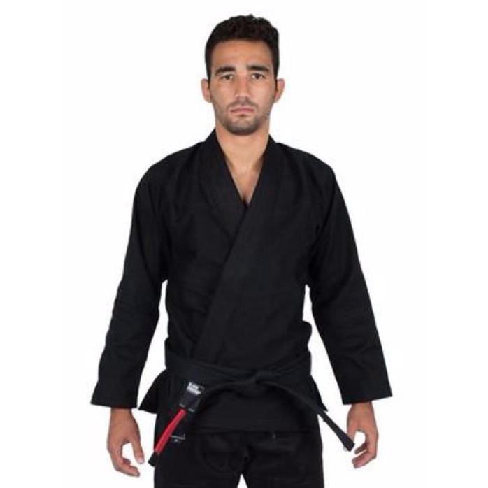 Кимоно для Бразильского Джиу-Джитсу Blank Kimonos Lightweight Черное