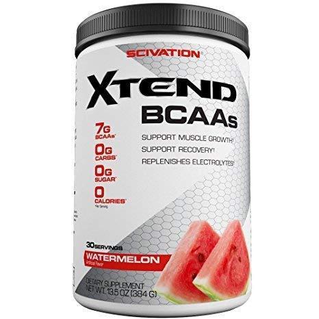 БЦАА Scivation  BCAA Xtend (420 г) икстенд скайвейшн watermelon