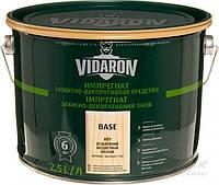 Пропитка для дерева с биозащитой Импрегнат Vidaron (V01 бесцветный) 2,5 л