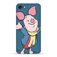 Накладка для iPhone 7/iPhone 8 пластик Pump Tender Touch Case Happy Piglet (PMTT8/7-5/136G)
