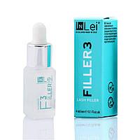 """Состав для ламинирования ресниц In Lei """"Filler 3"""" - филлер, 4 ml"""