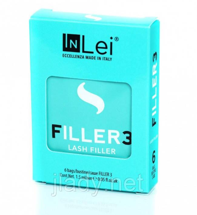 """Состав для ламинирования ресниц In Lei """"Filler 3"""" - филлер, 1.5 ml"""