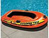 Лодка надувная Intex 58355 EXPLORER на 1 человека Красный , фото 2