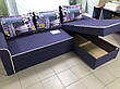 Угловой диван Омега  мягкая мебель по доступной цене, фото 4
