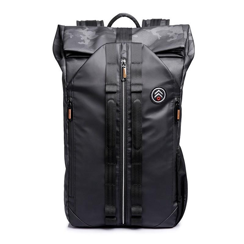 Городской рюкзак-мешок-антивор Tangcool TC8041, из водоотталкивающей ткани, 20л