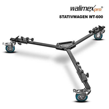 Штативная тележка Walimex WT-600, фото 2