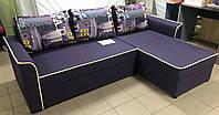 Угловой диван Омега  мягкая мебель по доступной цене