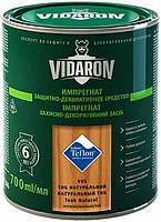 Пропитка для дерева с биозащитой Импрегнат Vidaron (V05 тик натуральный) 0,7 л