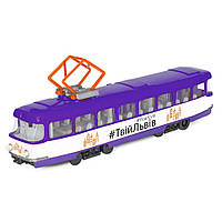 Автомодель Технопарк Городской трамвай Львов