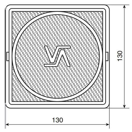 Коробка розподільна Vagner Pool 873495V