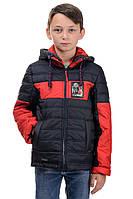"""Детская куртка """"КРОСС"""" р34-40, фото 1"""