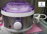 Воскоплав Pro-wax 100 в металлическом корпусе с датчиком регулировки температуры  450гр