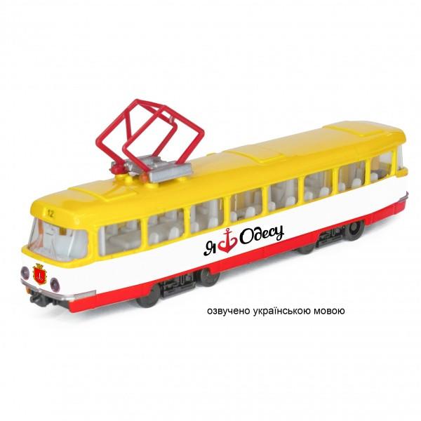 Модель Technopark  Городской трамвай Одесса