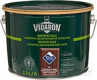 Пропитка для дерева с биозащитой Импрегнат Vidaron (V07 калифорнийская секвоя) 2,5 л