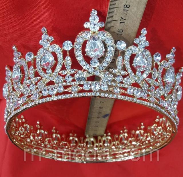 Бижутерия оптом RRR свадебные короны.