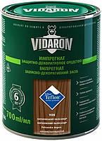 Пропитка для дерева с биозащитой Импрегнат Vidaron (V08 королевский палисандр) 0,7 л