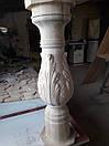 Нога для столу, ясень, фото 3
