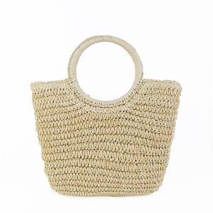 Пляжные и соломенные сумки