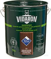 Пропитка для дерева с биозащитой Импрегнат Vidaron (V09 индийский палисандр) 9 л