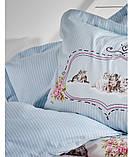 Постельное белье Karaca Home подростковое Paise ранфорс, фото 2