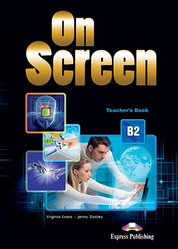 On Screen B2 Teacher's Book Revised with Writing Book and Key