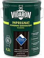 Пропитка для дерева с биозащитой Импрегнат Vidaron (V14 канадский клен) 4,5 л