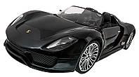 Машинка радиоуправляемая 1:14 Meizhi Porsche 918 (черный)