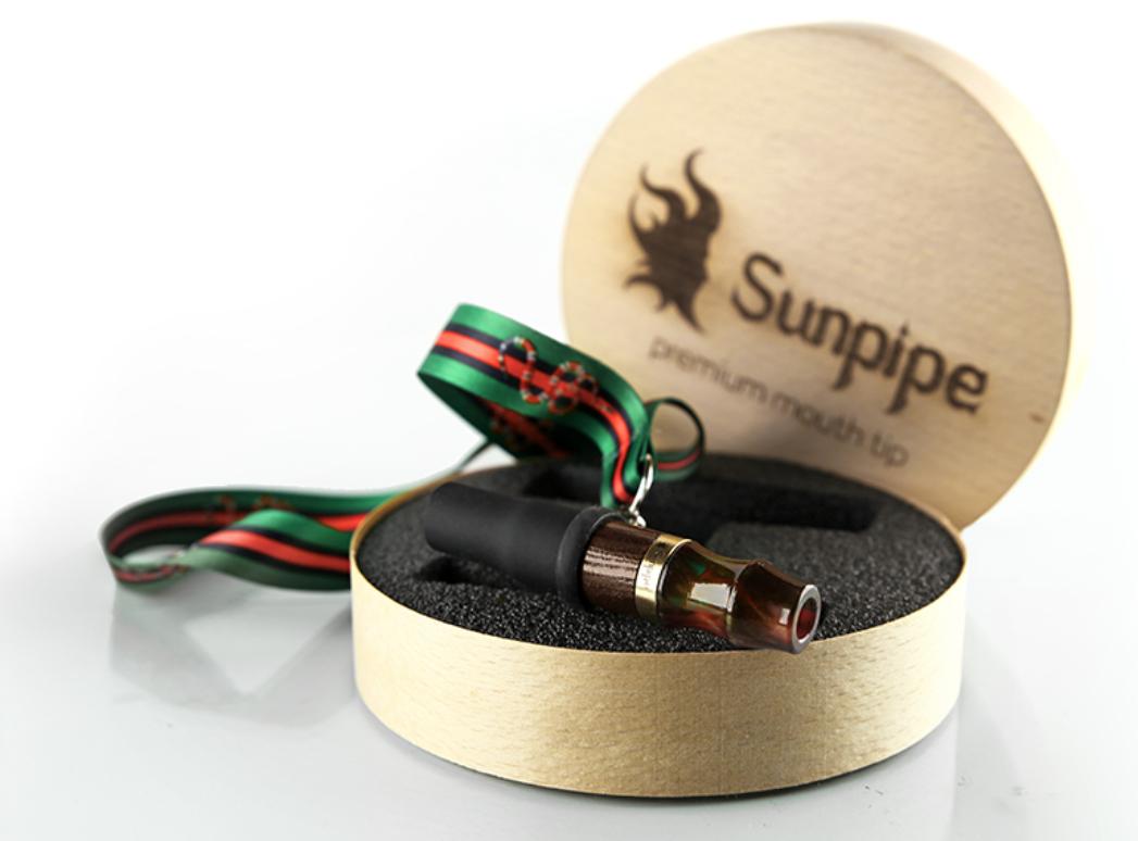 Персональный мундштук Sunpipe, Санпайп Premium Gucci