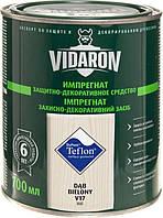 Пропитка для дерева с биозащитой Импрегнат Vidaron (V17 выбеленный дуб) 0,7 л