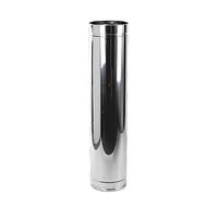 Труба із нержавіючоЇ сталі Versia-Lux ф 160 мм L=1 м товщина 0,6 мм