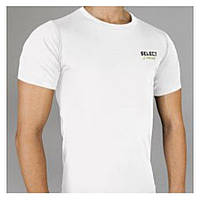 Термобельё SELECT Compression T-Shirt with short sleeves 6900 белая p.S