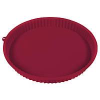 Форма силикон для выпечки круглая d30*3см HH-033 (пицца)