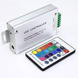 Контроллер RGB OEM 12А-RF-24 кнопки, фото 2