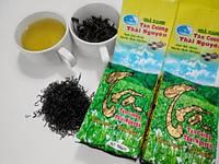 Вьетнамский Зеленый чай Premium  Tra Xanh Dac San Thai Nguyen 200г. (Вьетнам)